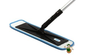 Der Rapid Mopp, ein nützliches Zubehör für die Seifenreinigung.